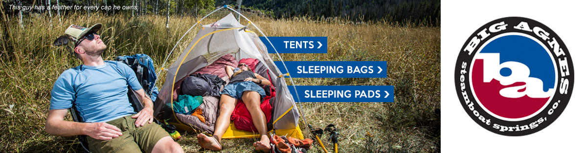 Shop Big Agnes at Moosejaw