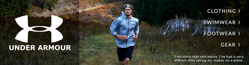 Under Armour clothing, footwear and gear at Moosejaw.com