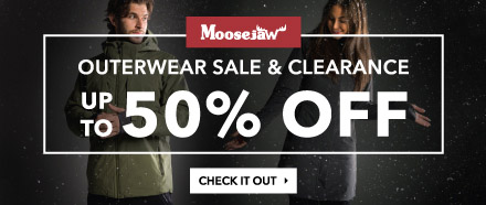 Moosejaw Outerwear Sale and Clearance - up to 50% Off