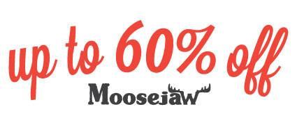 Get up to 60% off Moosejaw clothing.