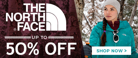 Up to 50% Off The North Face at Moosejaw's Winter Clearance