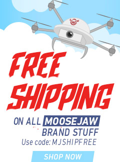 Free Shipping on All Moosejaw Brand Stuff