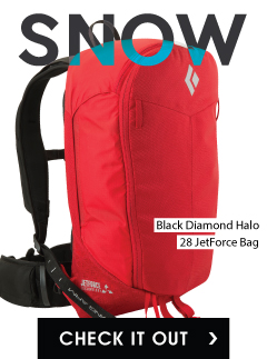Black Diamond Halo 28 JetForce Bag