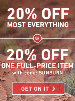 Get 20% Almost Everything