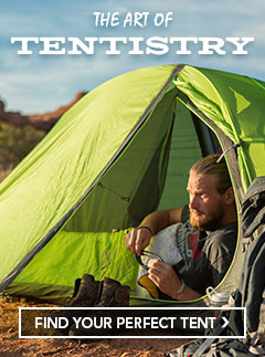 We'll help you find the perfect tent for all your adventures