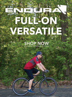 Endura bike clothing - Full-on versatile