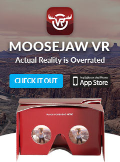 Check out Moosejaw's new VR Experience. Or don't.