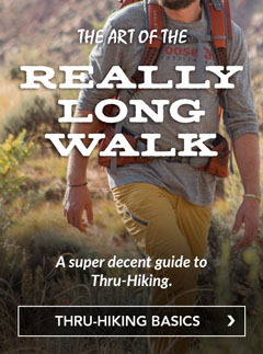 The Art of the Really Long Walk