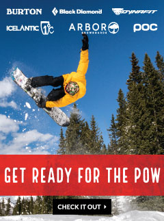 Get Ready for the Pow - Snow Sports Gear at Moosejaw.com