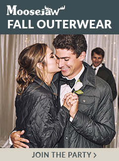 Moosejaw's New Fall Outerwear. You'll Never Take It Off.