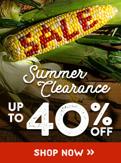 Get Up to 40% off with our Summer Clearance