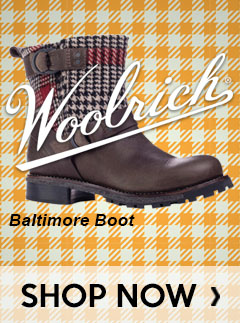 Woolrich footwear at Moosejaw.com