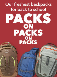 Check Out Our Freshest Backpacks for Back to School