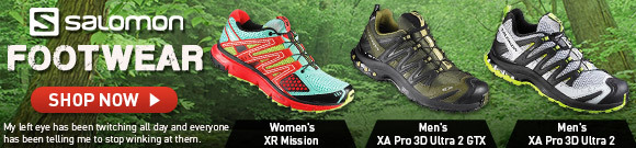 Check out Salomon Footwear