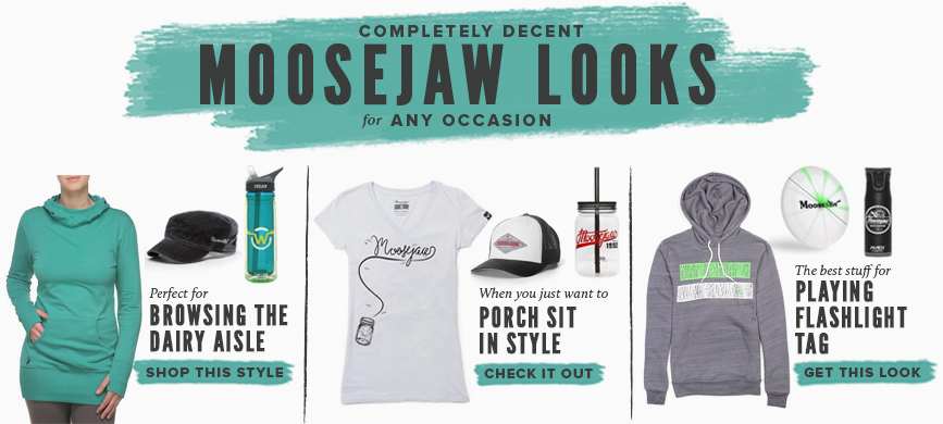 Completely decent Moosejaw Looks for any Occasion