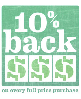 Get 10% back on full price purchases to spend at Moosejaw Rewards