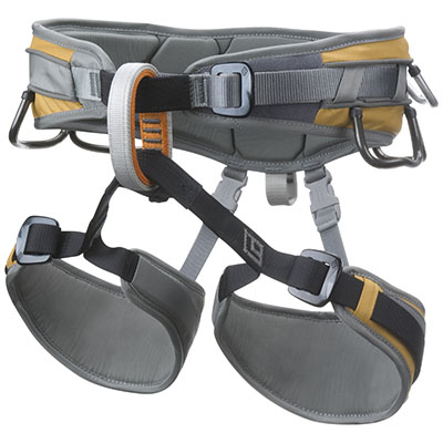 The Black Diamond Big Gun Harness.