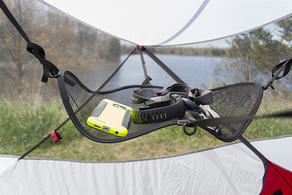 This gear loft is incredible. & How to Choose the Best Tent for You - Moosejaw.com