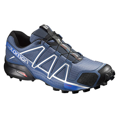 1b6658e059 A trail shoe like the best-selling Salomon Speedcross series are ideal for  soft trails