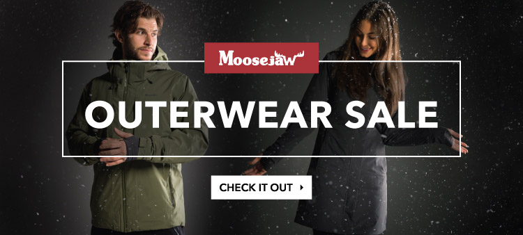 Moosejaw Outerwear Sale