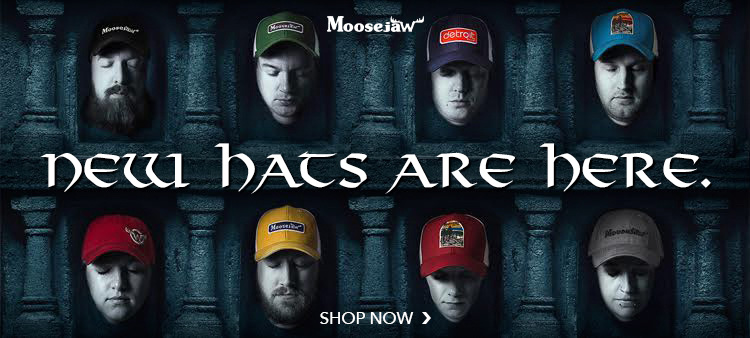 New Moosejaw Hats Are Here