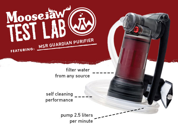 Check out the MSR Guardian Purifier Pump