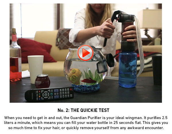 We put the MSR Guardian Purifier Pump to the test. Here are the results.