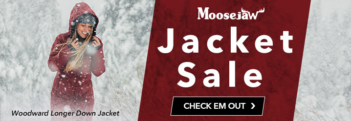 Check out the latest women's Moosejaw Jackets