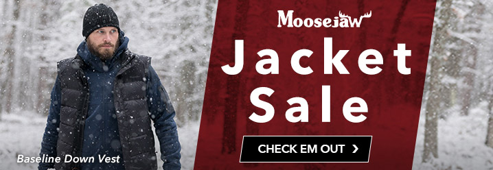 Check out the latest men's Moosejaw Jackets