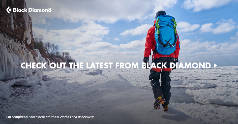 Check Out Black Diamond Climbing Gear