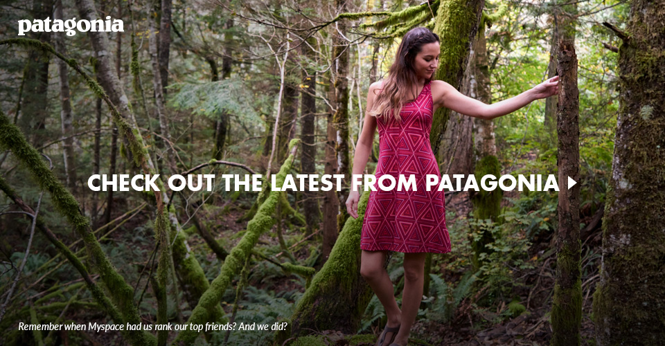 Check Out the Latest Clothing from Patagonia