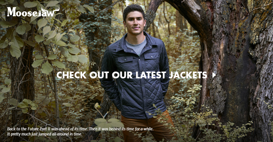Check Out the Latest Jackets from Moosejaw
