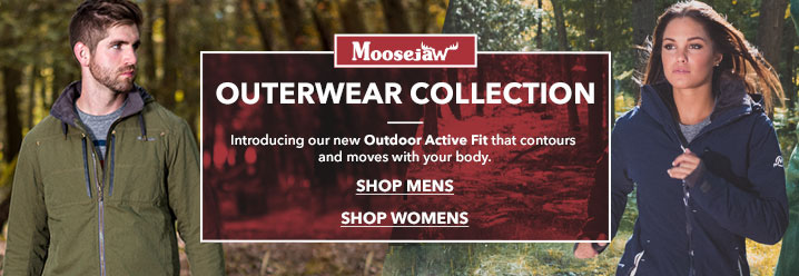 Check out the latest Moosejaw Jackets