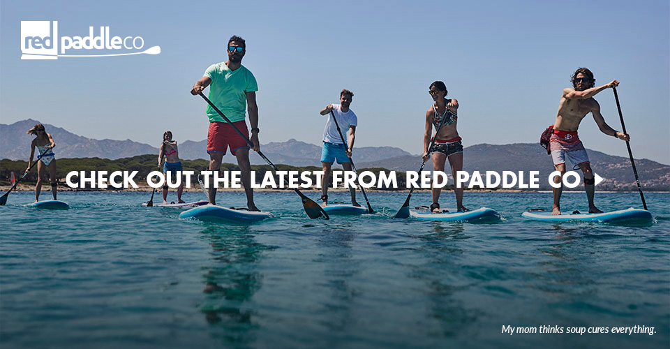 Red Paddle Co SUP Gear at Moosejaw