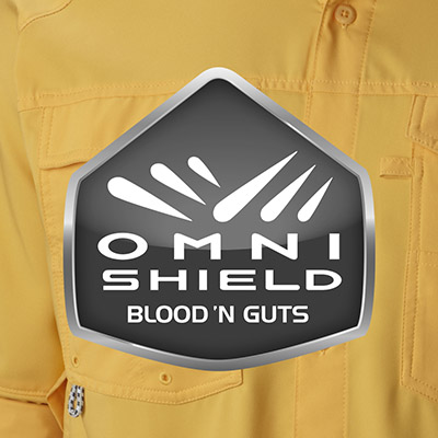 Columbia Omni-Shield Blood and Guts