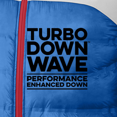 Columbia Turbodown Wave