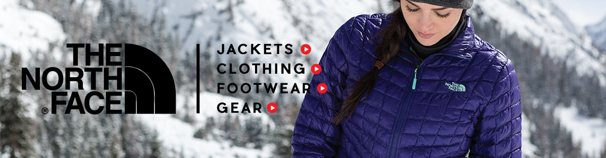 Shop The North Face at Moosejaw
