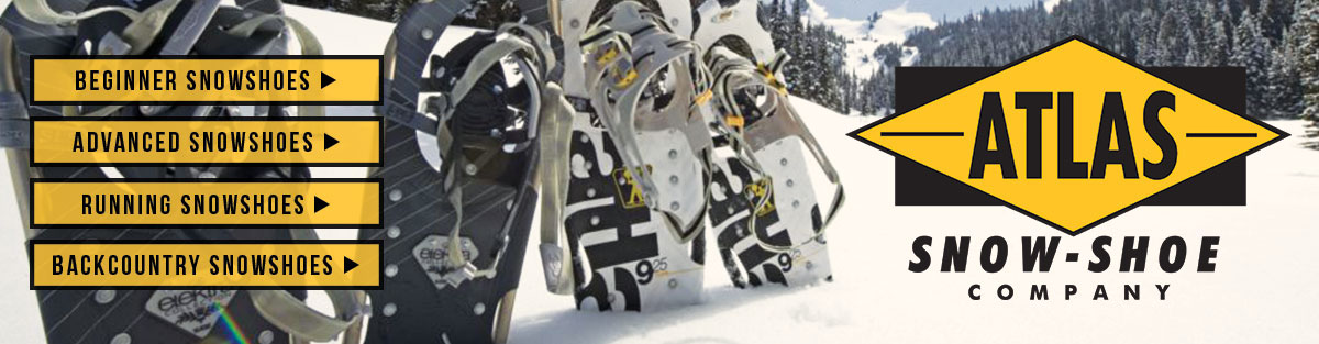 Shop Atlas Snowshoes at Moosejaw