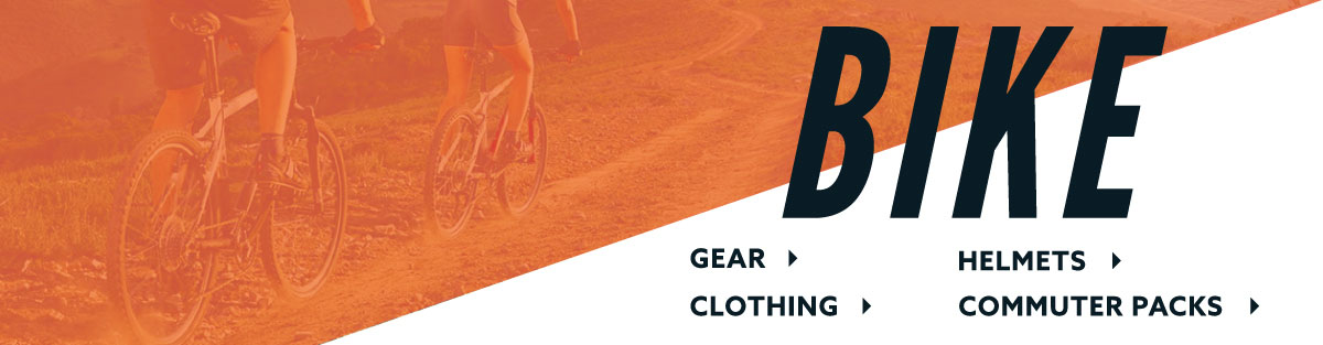 Bike Clothing, Helmets, Gear, and Commuter Packs at Moosejaw