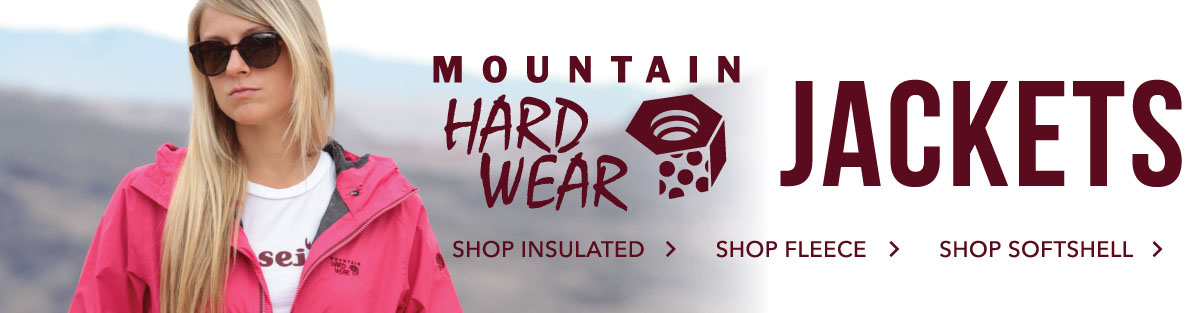Shop Mountain Hardwear Jackets at Moosejaw