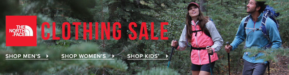 Mens, Womens, and Kids North Face Clothing on Sale at Moosejaw