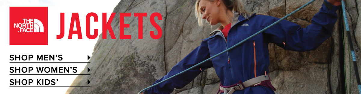 Mens, Womens, and Kids North Face Jackets on Sale at Moosejaw