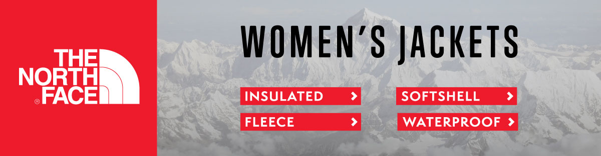 Womens North Face Jackets at Moosejaw