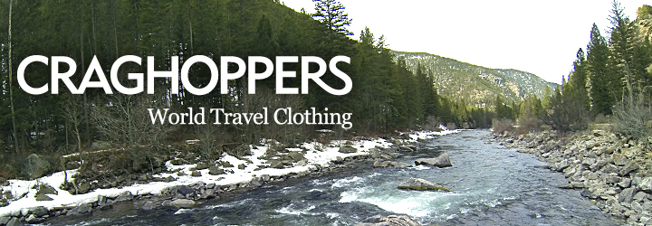 Check out Craghoppers Clothing and Apparel
