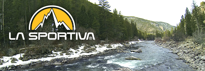 Check Out La Sportiva Footwear and Apparel