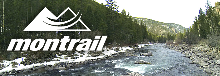 Check out Montrail Footwear for Trail Running