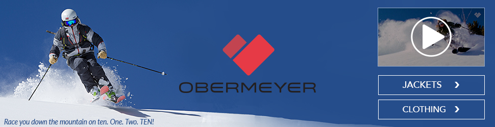 Obermeyer clothing and outerwear