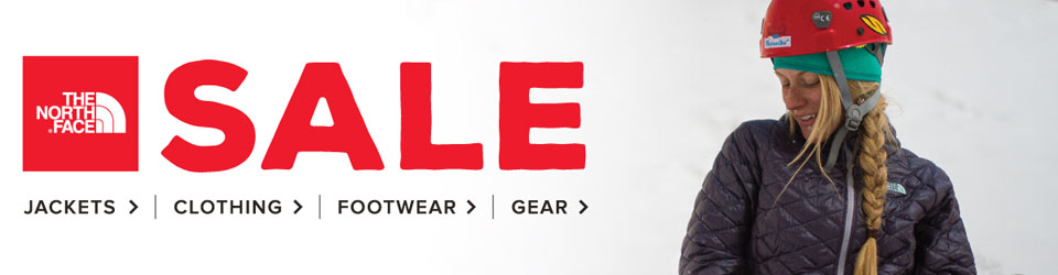 The North Face Sale at Moosejaw