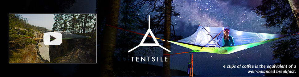 Tentsile Tents at Moosejaw