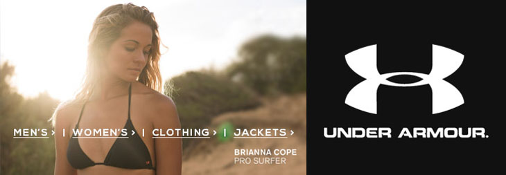 Under Armour Clothing and Footwear at Moosejaw